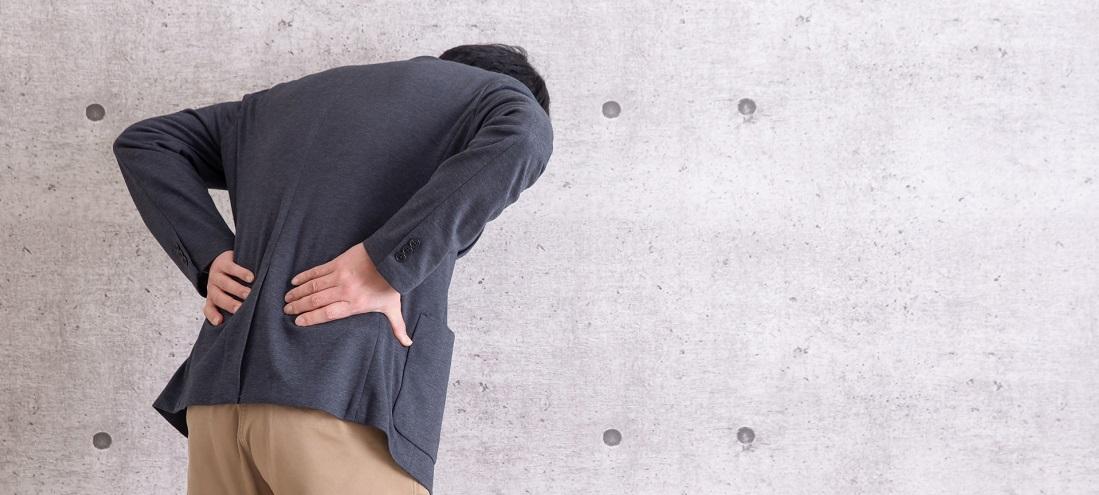 肋間神経痛(背部の痛み)