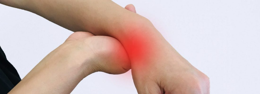 手首の痛み(腱鞘炎・デッケルバン)